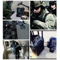 Buy cheap VIP Protection Security Jammer / High Power Backpack Cell Phone Signal Jammer from wholesalers