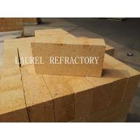 Cheap Red SK36 Refractory Fire Clay Bricks For Furnaces Low Porosity High Density for sale