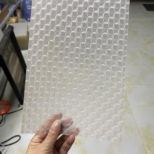 Cheap microlens array lenticular lens sheet 3D Lenticular Sheet material /Parallex 3D lenticular Lens for 3d lenticular print for sale