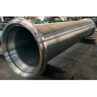 Cheap Alloy Steel Forging Pipe Mould 20CrMo Ra 1.6 Roughness Max length 8000 mm for sale