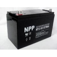 Cheap Rechargeable Gel Battery (NP12-100Ah) for sale