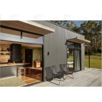 China Customized Luxury Shipping Container Homes , Elegant Container Homes on sale