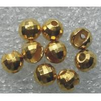 Cheap tungsten slotted disco beads for sale