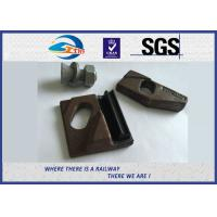 Quality High Quality Rail Clamp 9116 Crane Railway Clip for QU70 QU80 A55 A65 A75 wholesale