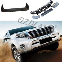 Cheap Aluminum Rear And Front Bumper Guard For Toyota Land Cruiser Fj150 for sale