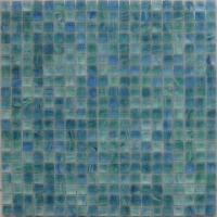 23x23 Swimming Pool Glass Mosaic Tiles For Hotel Walls Floors Strong Adhesive Of Mosaicstile