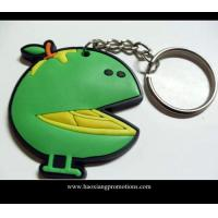 Cheap silicone keychain of differents designs for sale