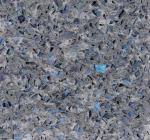 Cheap Stone Cutting Artificial Quartz Jewelry Blue Abrasion Resistance Quartz Stone Slab for sale