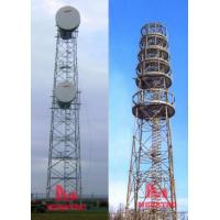 Cheap Telecom Microwave Tower for sale