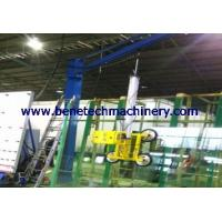 Cheap Glass Slewing Crane with suction cup for sale