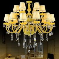 China Large Kitchen Table Crystal Chandelier for house lighting (WH-CY-46) on sale