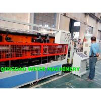 Cheap 300KG/HR Corrugated Sheet Making Machine For UPVC PVC Banboo Roofing Tile for sale