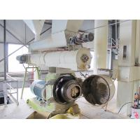 Cheap Advanced Automatic Feed Pellet Production Line , 10-15T/H Complete Feed Mill Plant for sale