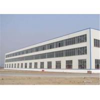 Cheap Lightweight Steel Frame Structure Construction Building For Dormitory for sale