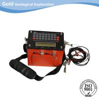 China Acurrate testing auto-compensation resistivity metal finder water finder on sale