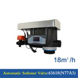 Cheap Durable Electronic Flow Control Valve , Runxin Auto Multiport Valve 18 M3/H for sale