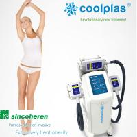 China Vertical Type Cryolipolysis Fat Freeze Slimming Machine 300mm × 400mm × 900mm on sale