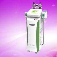 Cheap Cellulite Reduction cryolipolysis body reduce  fat removal  fat freezing machine cooling technology for sale