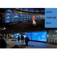 Cheap Wide Viewing Angle HD LED Display Ultra Fine Pitch P1.2 Indoor Video Wall Screen for sale