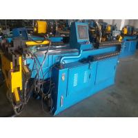 Cheap Cold / Heating Pipe Bending Machine , Single Head 22KW Automatic CNC bender for sale