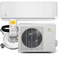 Cheap Cooling / Heating 12000 BTU Split Air Conditioner Wall Mounted 1 Tons Weight for sale