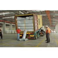 Buy cheap 20ft PP woven dry bulk container liner for PE resin , Easy loading and unloading from wholesalers