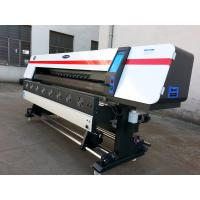 Cheap 1.8m eco solvent printer with Epson DX7/DX5/XP600  Heads for indoor and outdoor materials for sale