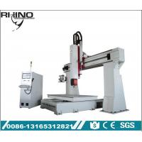 Cheap 3D 4D 5D Mould Making 5 Axis CNC Router Machine With Syntec Control System for sale