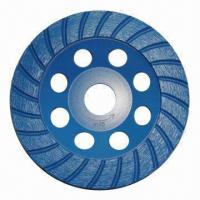Cheap Sintered Turbo Diamond Grinding Wheel, Used for Concrete and Stone Grinding  for sale