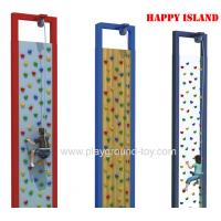 Cheap Indoor Vertical Children Climbing Equipment With Climbing Hold With Different Background for sale