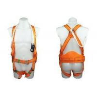 Cheap Safety Harness - 1 D Ring W/Energy Absorbing Webbing Lanyard, Model# DHQS006 for sale