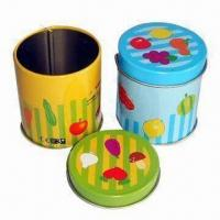 Cheap Promotion Gift Tins, Customized Colors, Logos and Sizes are Accepted for sale