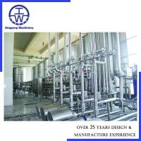 Cheap Beer Beverage Dairy CIP Cleaning System With Installation Complete Project for sale