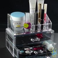 Cheap clear acrylic storage containers wholesale