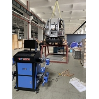 Cheap Computerized Portable Laser CCD Wheel Alignment Equipment for sale