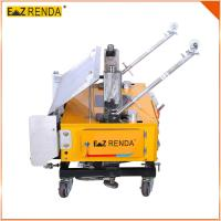 Cheap Ez renda Mortar Rendering wall plaster machine Hydraulic System for sale