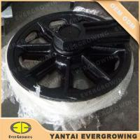 Cheap SUMITOMO SC500-2 Idler Assy Guide Wheel of Crawler Cranes Undercarriage Parts for sale