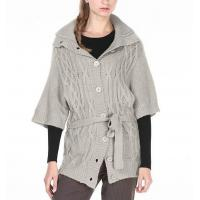 Cheap fashion lady short sleeve cardigan sweater for sale