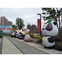 Cheap inflatable panda for events for sale