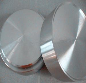 Cheap 99.9% nickel round target Ni sheet target N201 N200 high purity N4 N6 pure nickel disc nickel target for sale