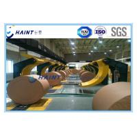Cheap Complete Paper Roll Handling Systems For Paper Industry , Data Management System for Option for sale