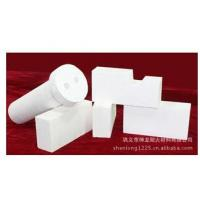 Cheap Pure White High Alumina Refractory Brick , Alumina Bubble Brick for Blast Furnaces for sale