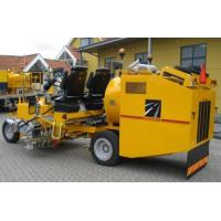 Cheap thermoplastic paint,self-propelled -like hot melt road marking paint machine for sale