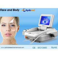 Cheap Portable 10 lines anti aging hifu face lift aesthetic equipment for sale