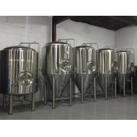 Cheap 1000L Stainless Steel Fermentation Tank with Side Manway (ACE-FJG-V2) for sale