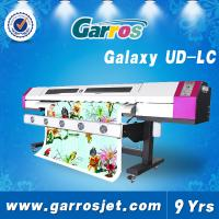 Cheap Galaxy UD181LC 1.8m Large Format Eco Solvent Printer with DX7 head for sale