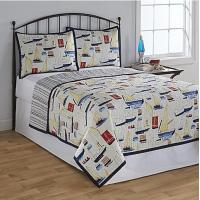 Cheap Polyester Washable Patchwork Quilt Bedding Set Queen Size For Wedding for sale