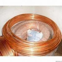 Cheap Copper Pipes, Used in Shipbuilding, Fresh Water Facilities, Plant and Petrochemistry for sale