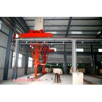 Quality Autoclaved aerated concrete cutting machine Tilting Hoister attached with Auto wholesale