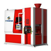 Cheap Automatic flaskless vertical shooting and squeezing green sand casting molding machine for making auto parts for sale
